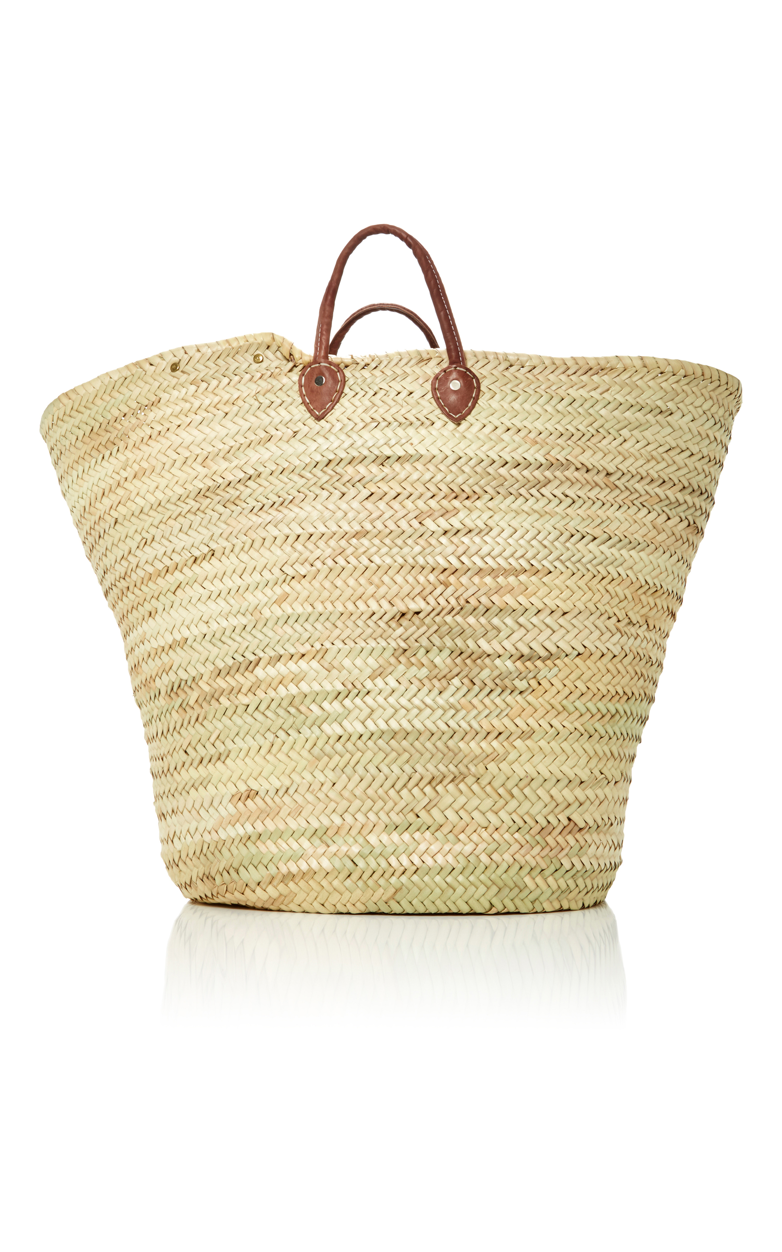 MO Exclusive Le Gran Maman Embroidered Straw Tote Poolside kLvno