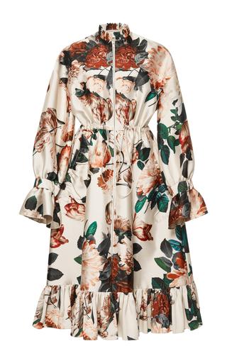 Medium sachin babi floral jaipur floral coat