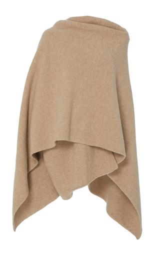 Medium lauren manoogian brown cashmere wrap