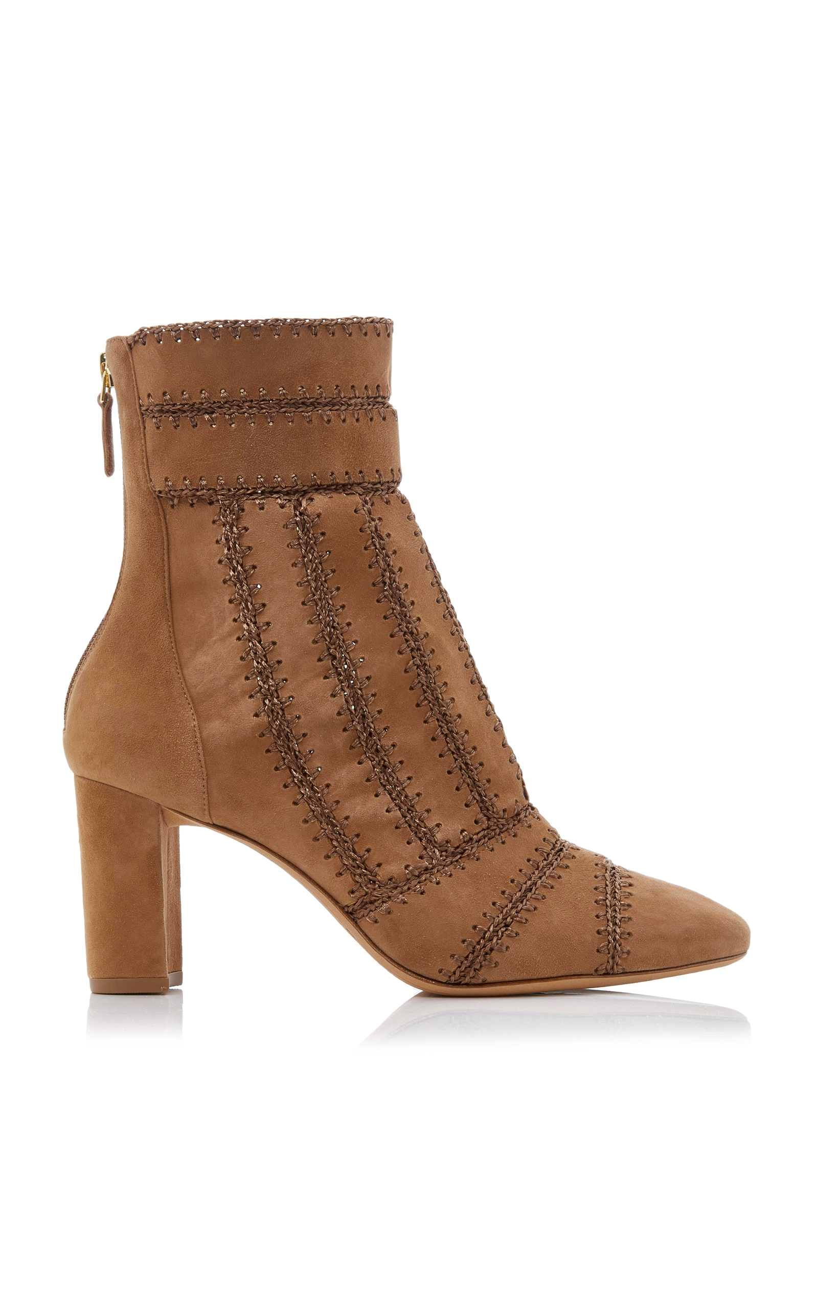 ... Beatriceh Suede Ankle Boots. CLOSE. Loading