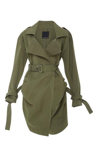 Medium marissa webb green allister trench coat