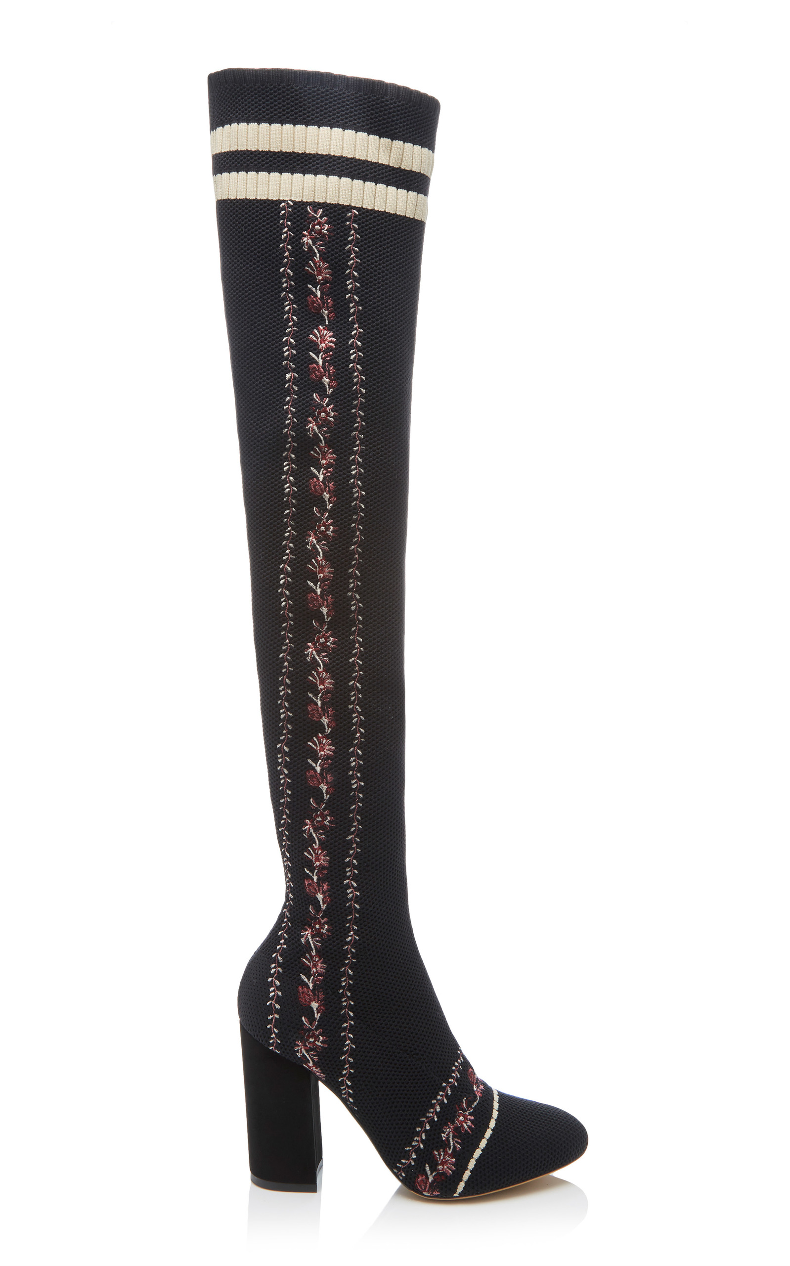 Tabitha Simmons Irina over-the-knee sock boots Low Price Fee Shipping 6ss26D