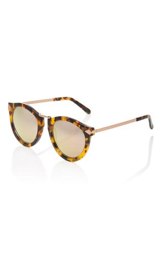 7dbd97a0f35c Karen WalkerHarvest Rose Gold-Tone Metal and Tortoiseshell Acetate  Sunglasses