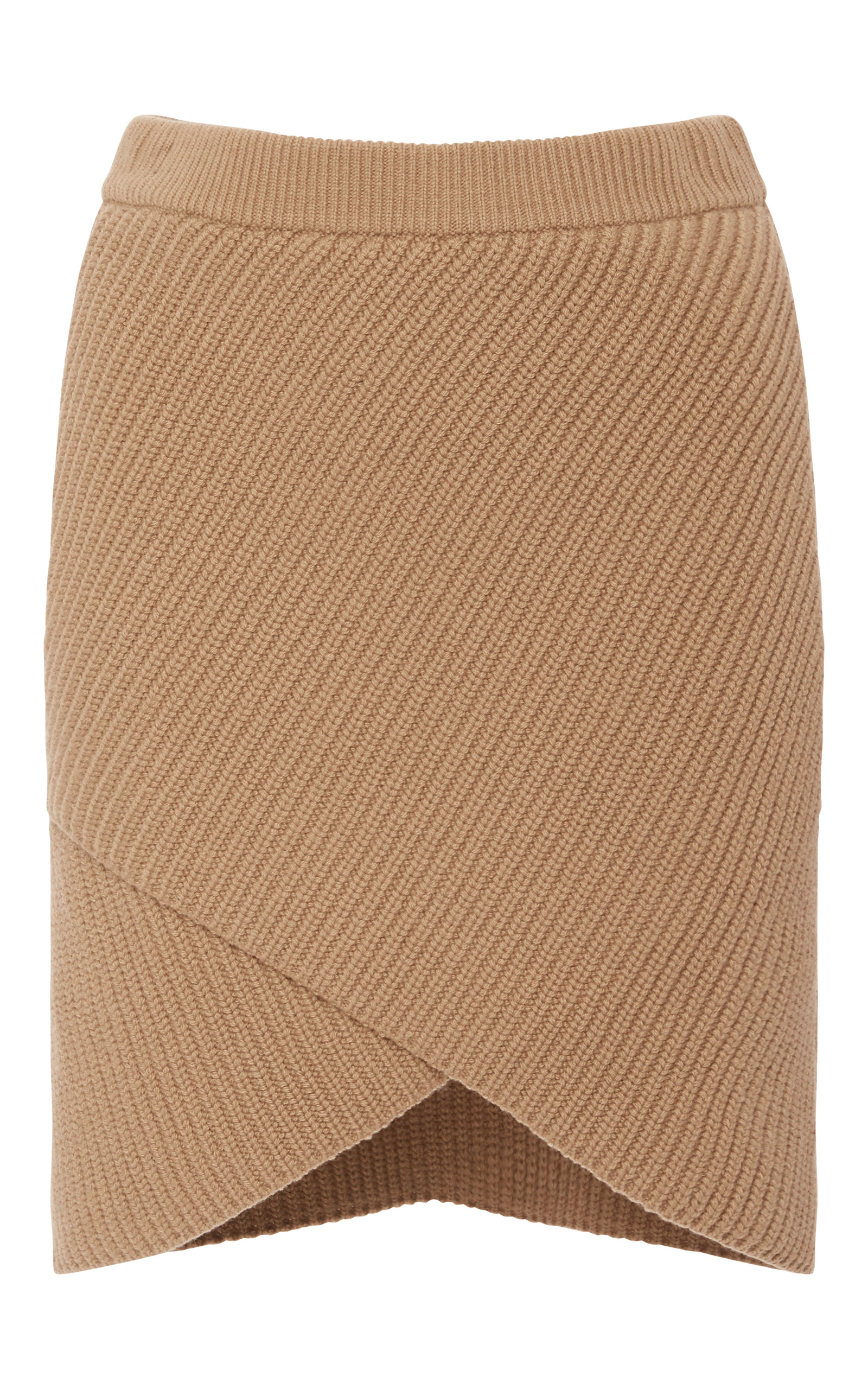 53dbd3bbd8 Mini Cashmere Skirt by Michael Kors Collection | Moda Operandi