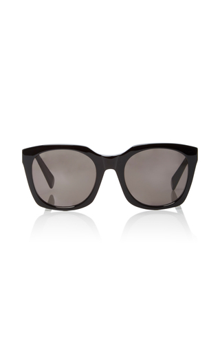 Medium super by retrosuperfuture black quadra square frame acetate sunglasses