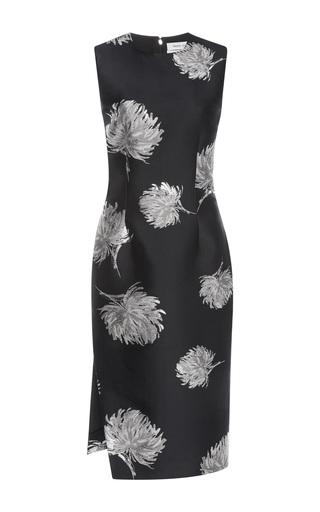 Medium prabal gurung black embroidered sheath dress