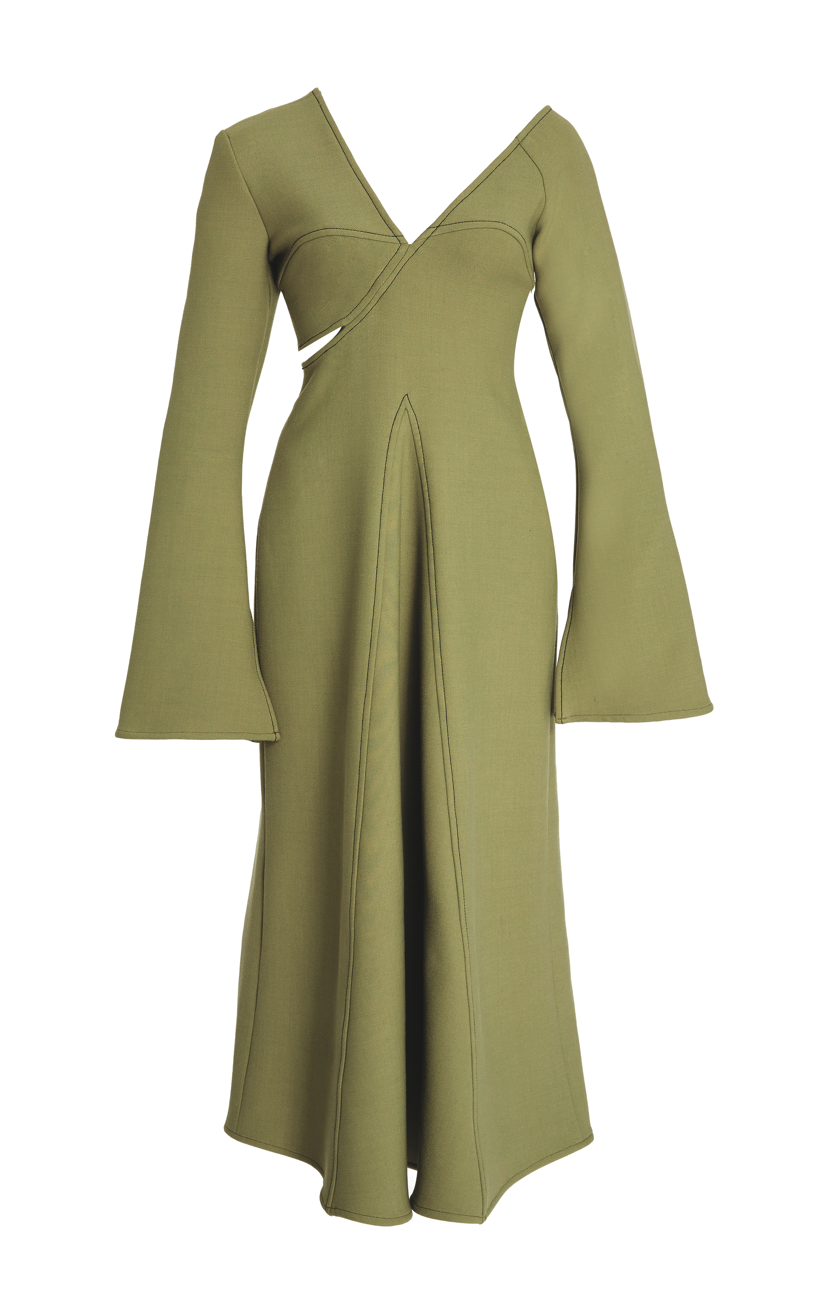 Outlet Looking For Hera dress - Green Beaufille Free Shipping Visit TdJAp