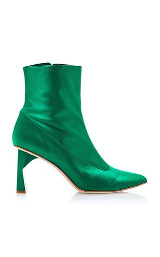 Medium tibi green alexis boot