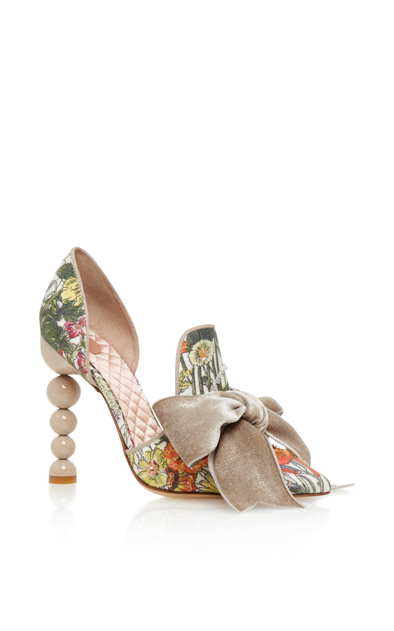 c5b79889d25 Tory BurchFloral Clara Pump. CLOSE. Loading