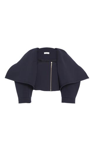 Medium delpozo blue wide lapel jacket