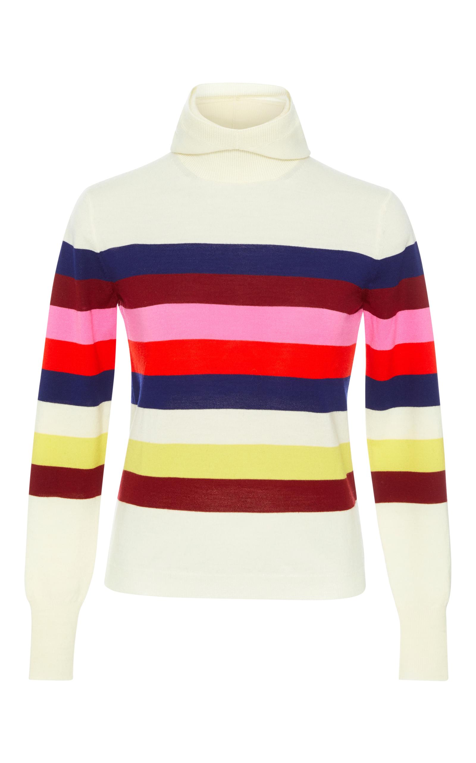 Striped Sweater by DELPOZO | Moda Operandi