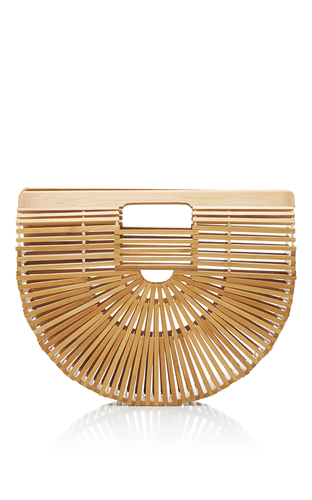 Large Bamboo Ark Bag