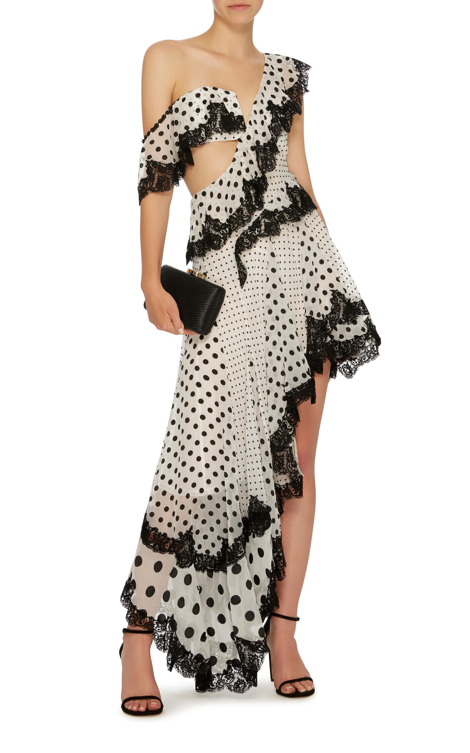 Dally Rife Dress By Zimmermann Moda Asymmetrical Operandi ddEqr