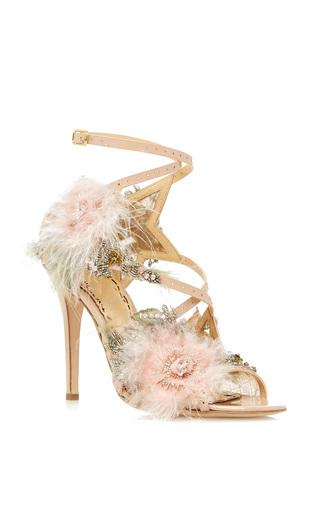 Medium marchesa pink marlene sandal