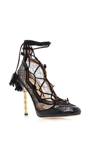 Medium marchesa black analia sandal