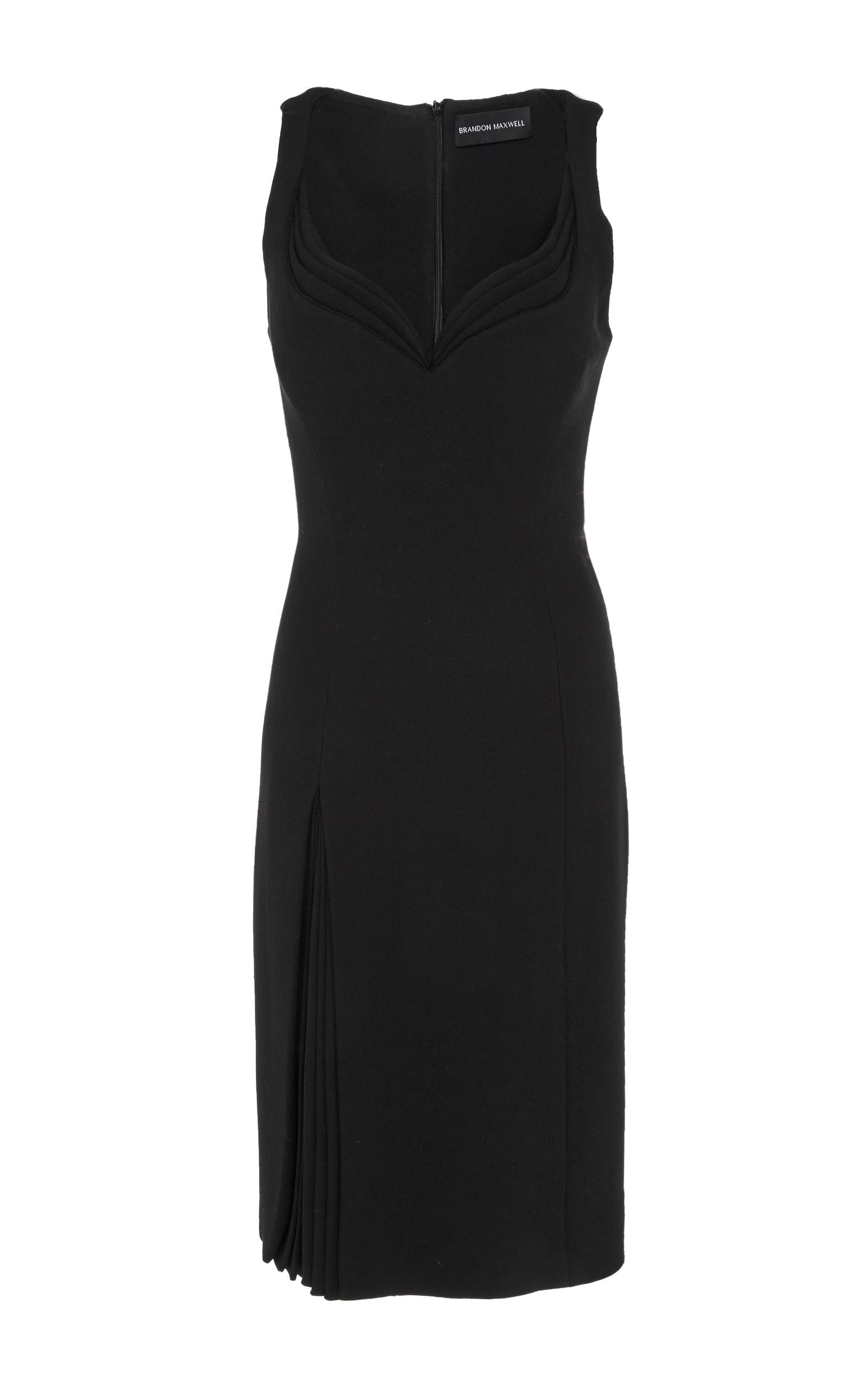 d9350679e9a Brandon MaxwellSweetheart Slit Dress. CLOSE. Loading