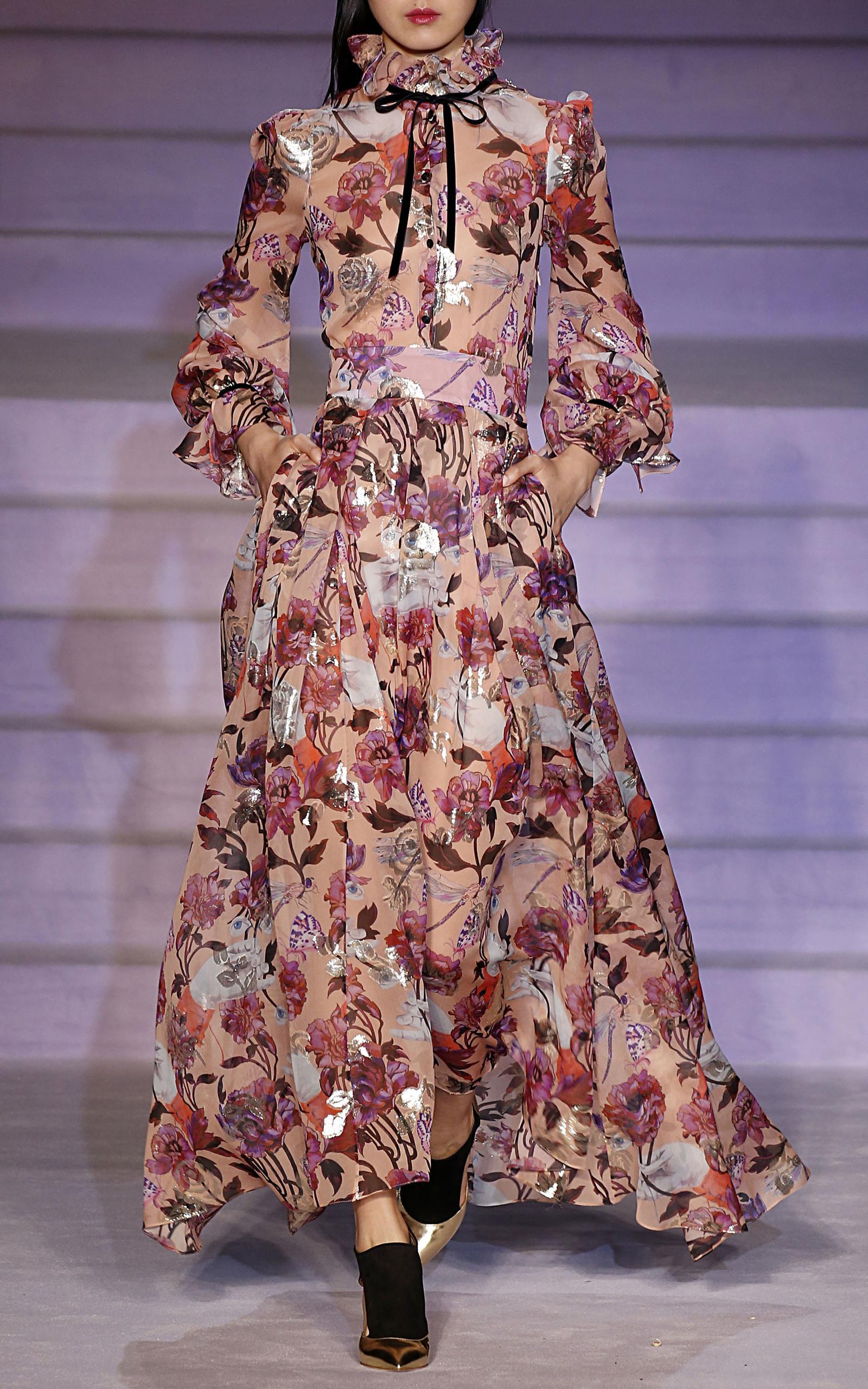 Magritte the Evening Dress