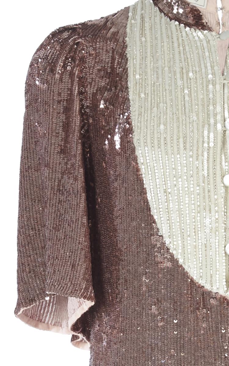 98007952a57 Temperley LondonFiligree Sequin Jumpsuit. CLOSE. Loading. Loading. Loading