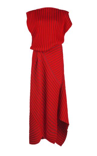 Medium roksanda ilincic stripe tarleton knit dress