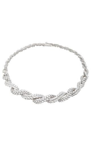 Medium yeprem silver mistress necklace
