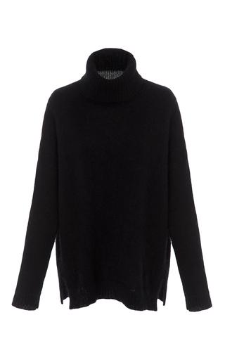 Medium simon miller black goleta turtleneck sweater