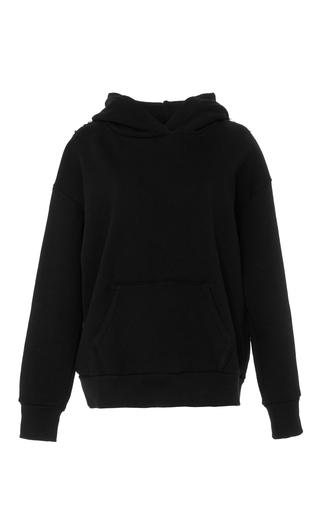 Medium simon miller black boise hooded sweater