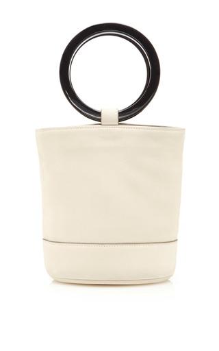Medium simon miller white bonsai 20 bucket bag
