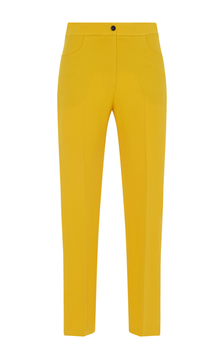 Medium parden s yellow yellow libi trousers