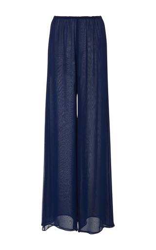 Medium by bonnie young blue flared trousers