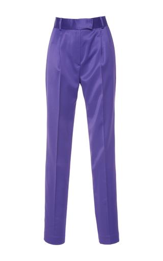 Medium pallas purple leto high waisted trouser