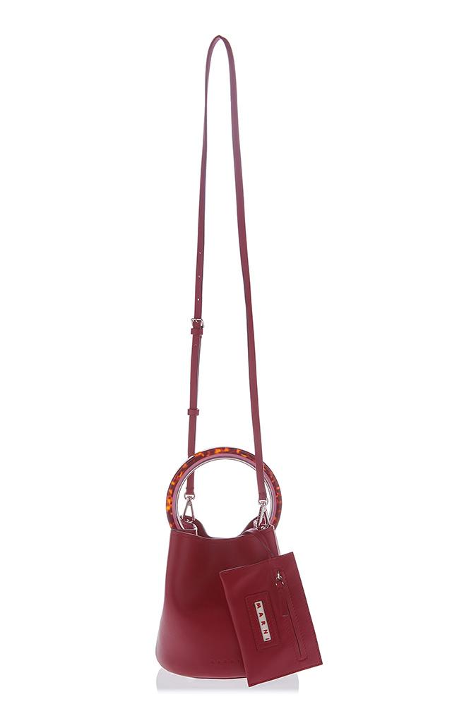 mini Pannier bag - Red Marni bY8MN