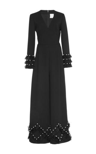 Medium huishan zhang black maxime jumpsuit