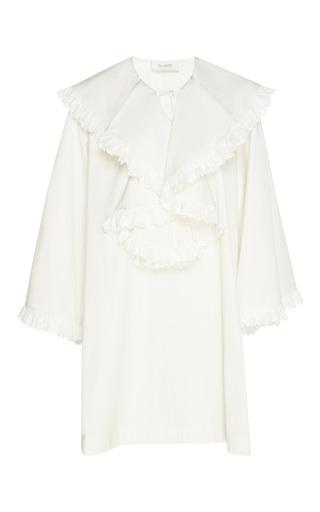 Medium isa arfen white washed poplin venetian dress