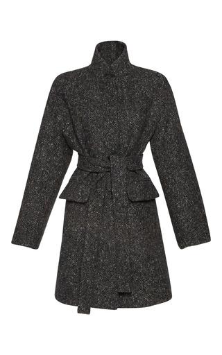Medium goen j grey tweed jacket