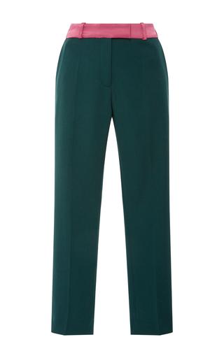 Medium racil green slim roxburgh trouser