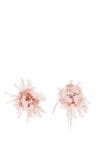 Medium johanna ortiz pink savitri earrings