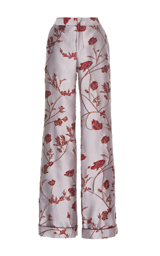 Medium johanna ortiz print jacinta jacquard pants