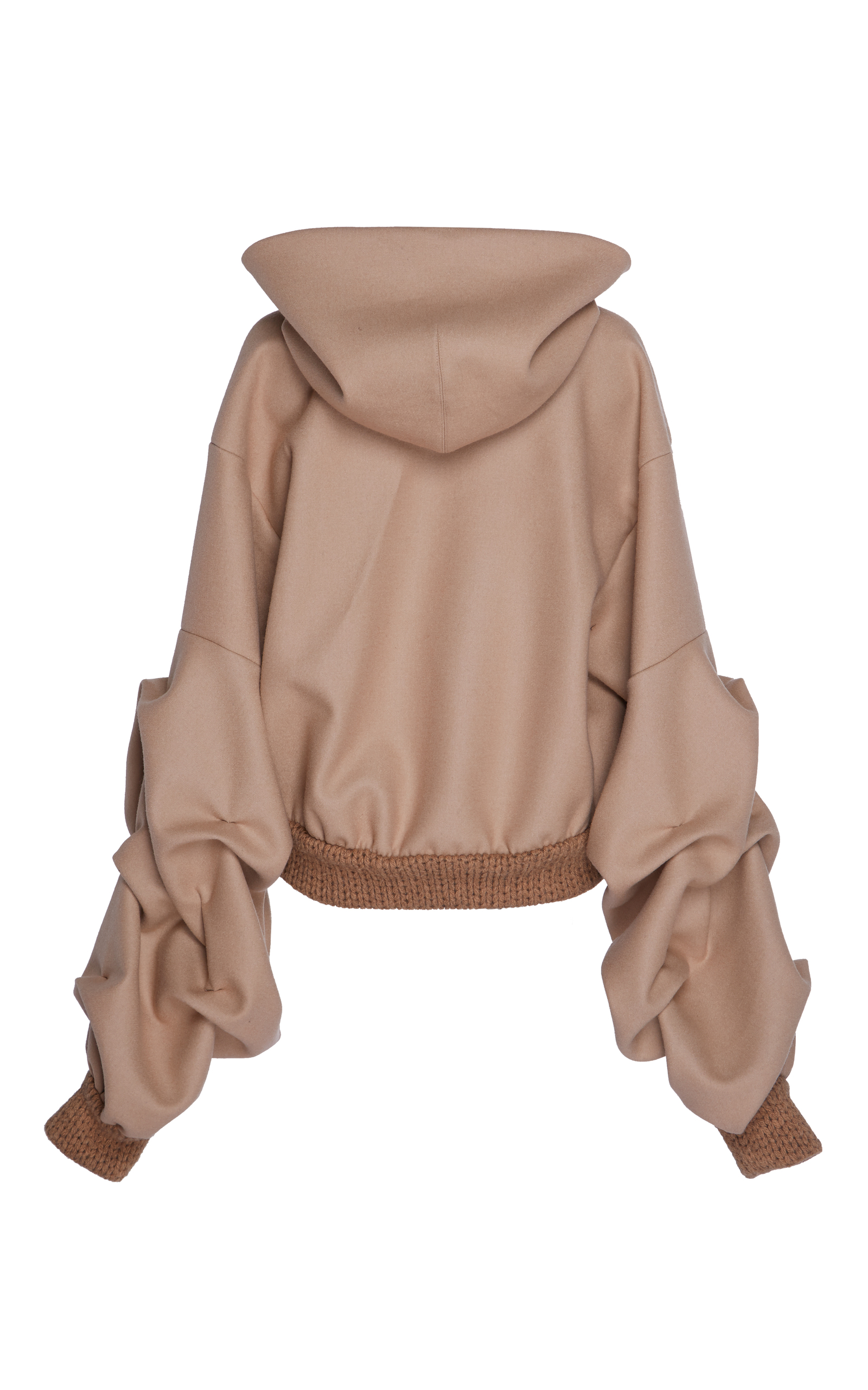 Janis Puff Sleeve Sweatshirt By Johanna Ortiz Moda Operandi
