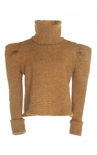 Medium johanna ortiz brown selina juliet shoulder pullover