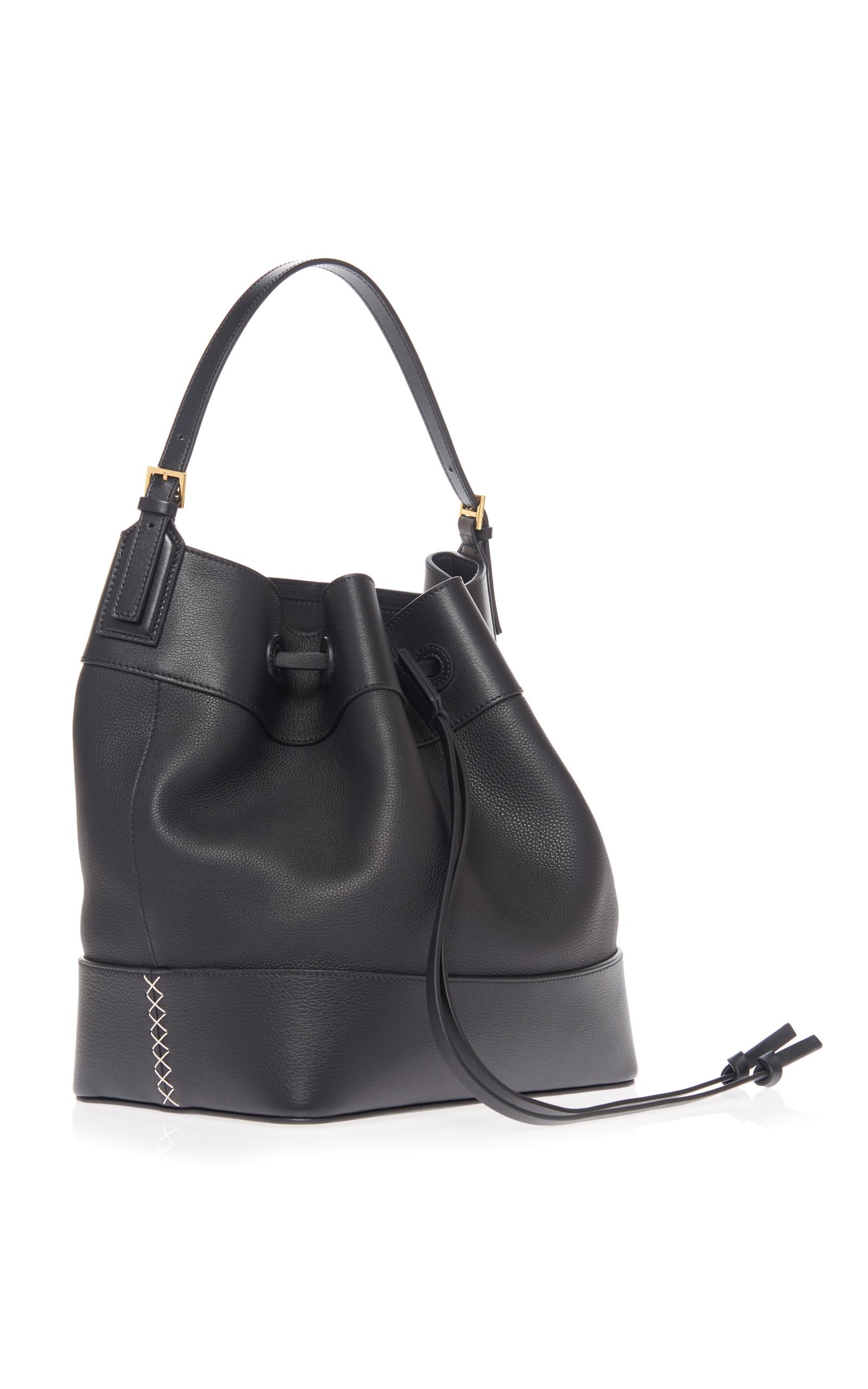 Midnight bucket bag - Black Loewe WjhIZGt5