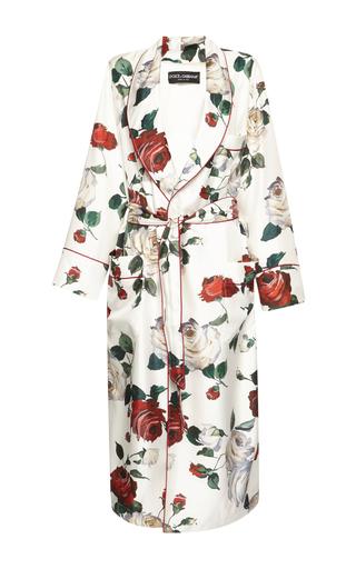 Medium dolce gabbana floral floral robe
