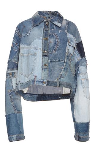 Medium dolce gabbana blue denim jacket