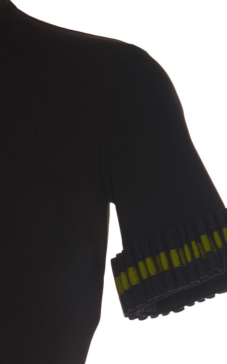 a1c683cb5 Ribbon Detail Bodysuit by David Koma