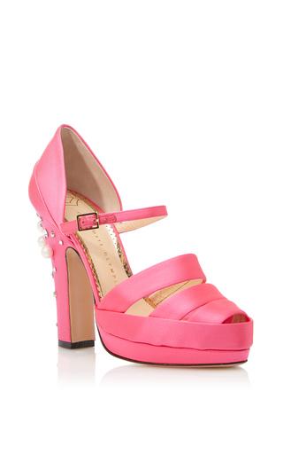 Medium charlotte olympia pink stanwyck sandal