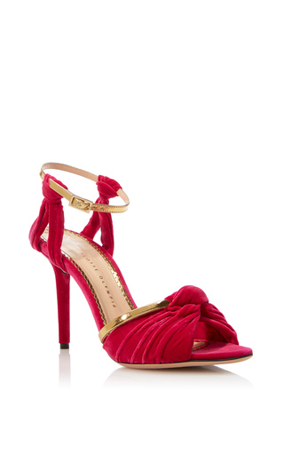 Medium charlotte olympia pink broadway sandal