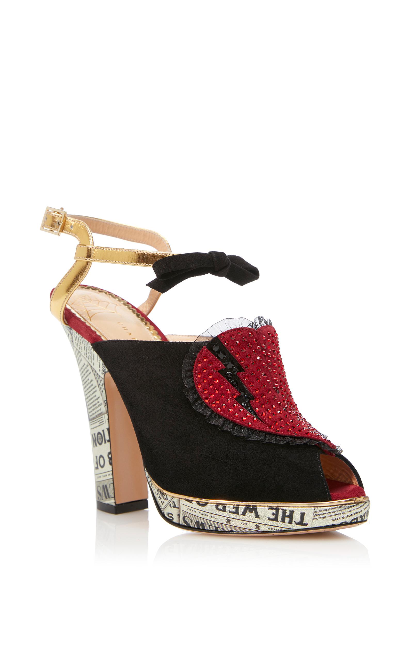 1dcc276068 Killer Heels by Charlotte Olympia   Moda Operandi