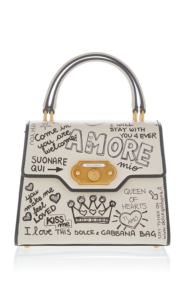 e7b9b23a72 Dolce   GabbanaAmore Top Handle Bag. CLOSE. Loading