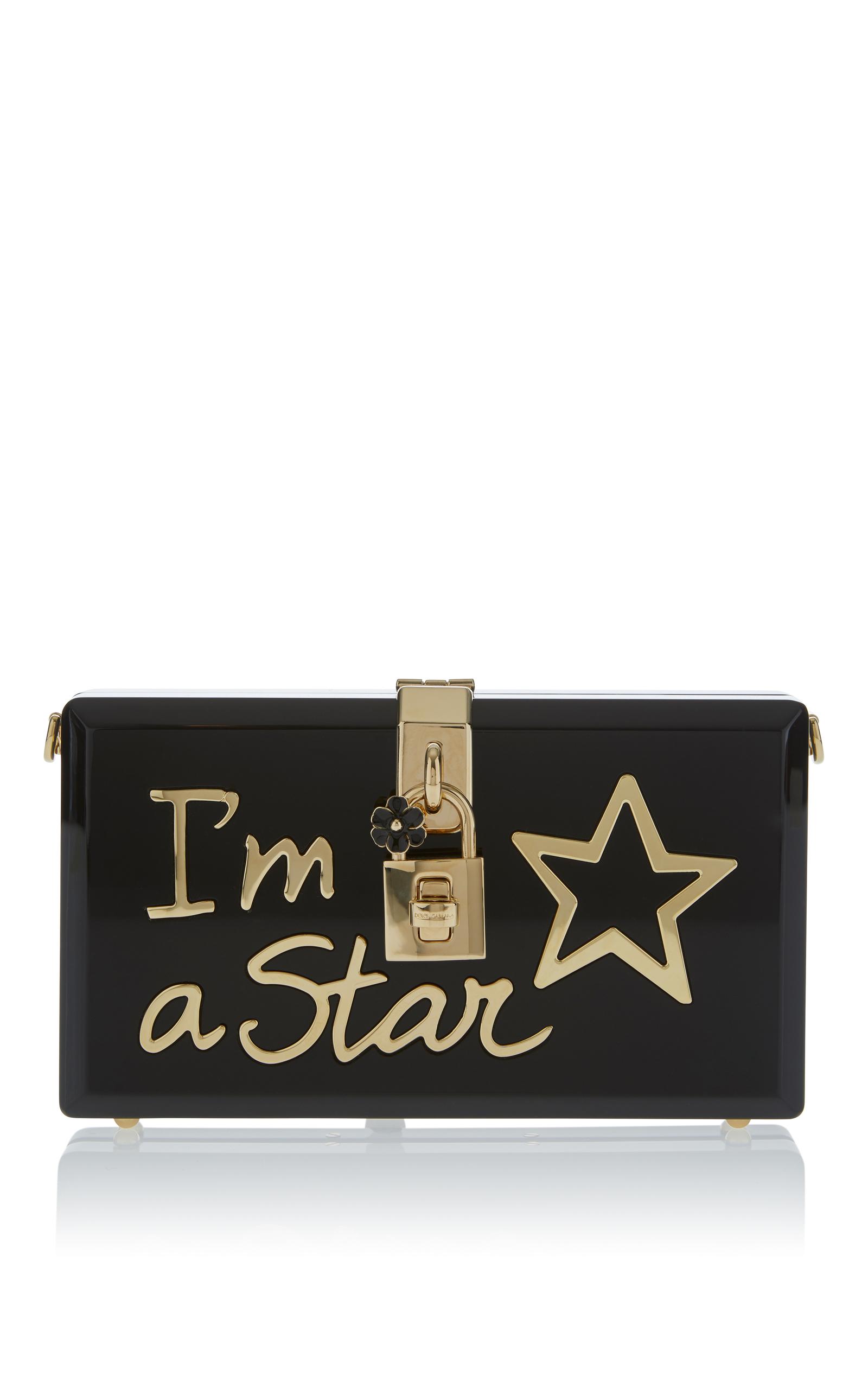 Dolce & Gabbana Clutch I Am A Star' Clutch