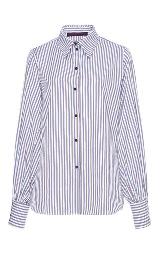 Medium martin grant stripe striped classic shirt