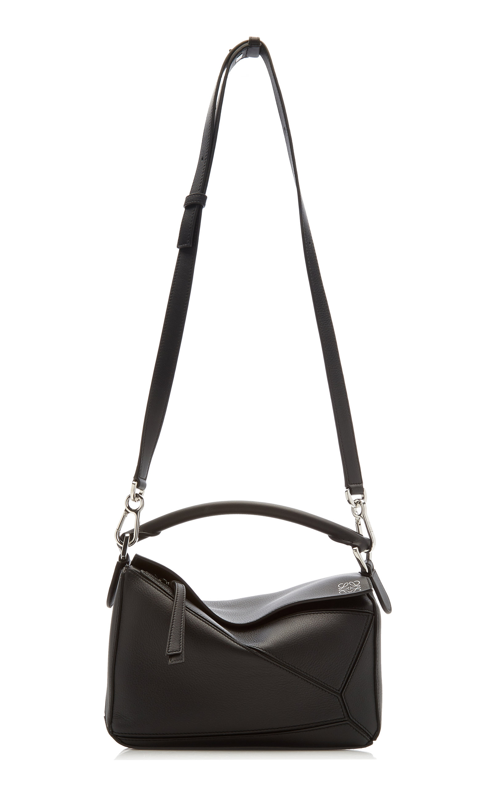 Puzzle Small Leather Bag by Loewe | Moda Operandi